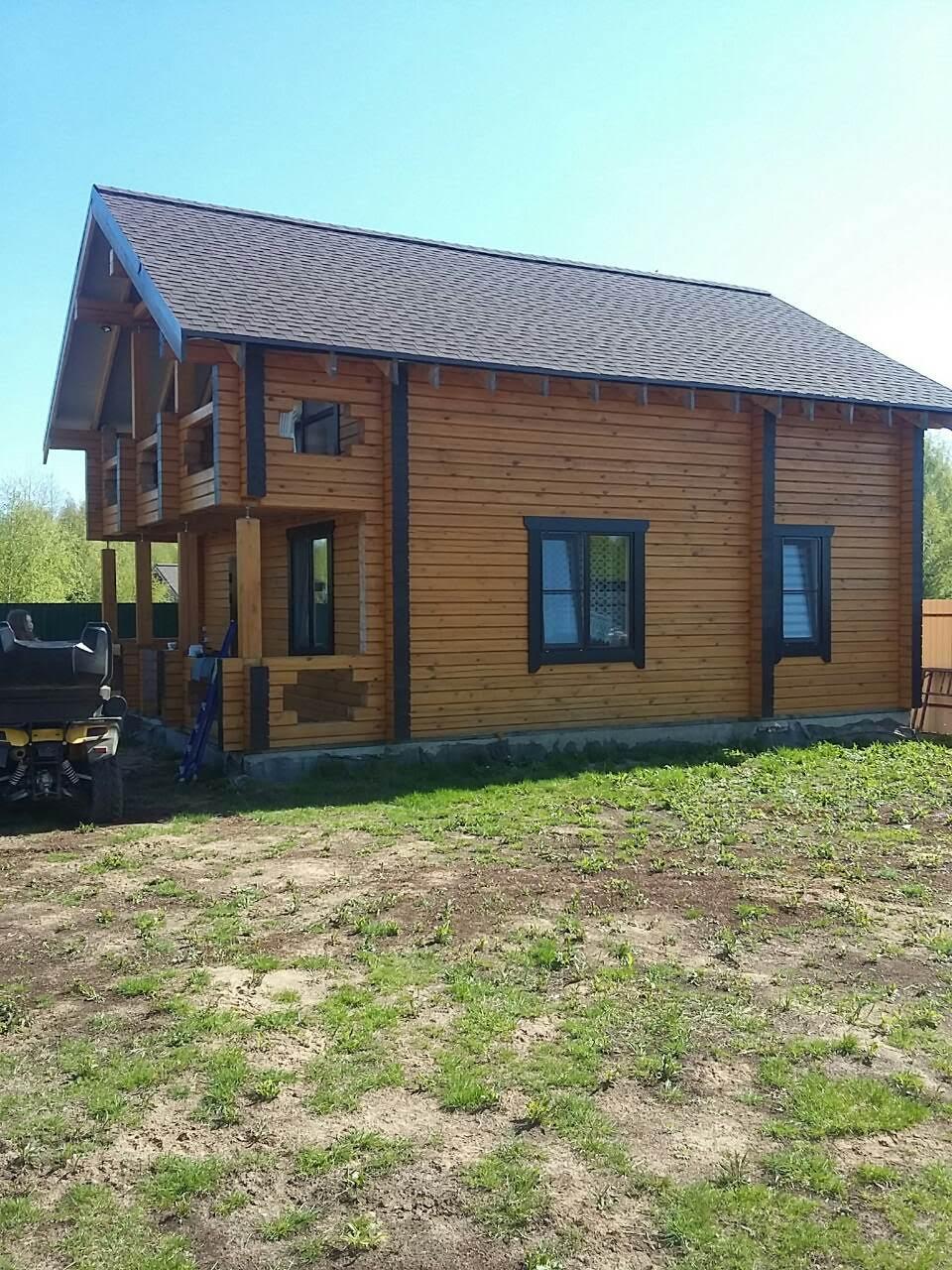 Строительство домов из бруса 28