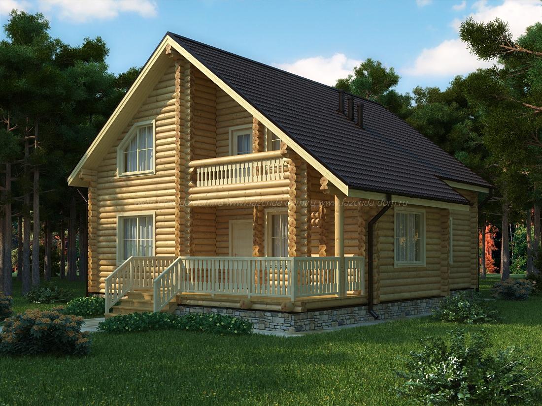 Строительство домов из бруса 30