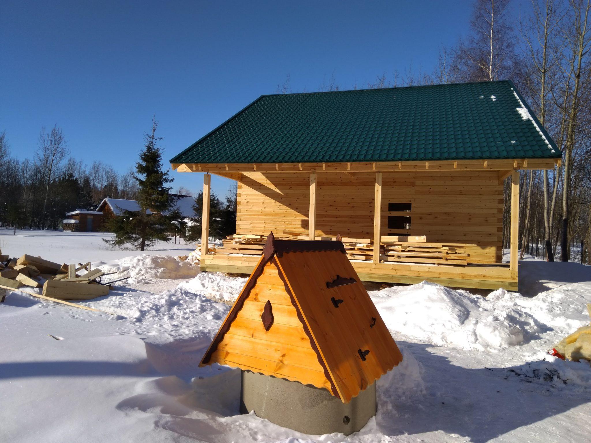 Строительство домов из бруса 39