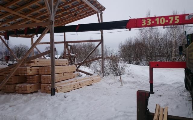 Строительство домов из бруса 56