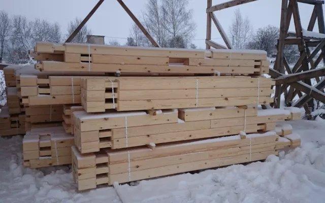 Строительство домов из бруса 57