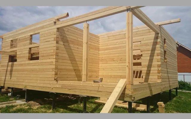Строительство домов из бруса 53