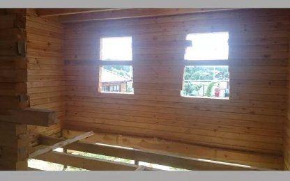 Строительство домов из бруса 54