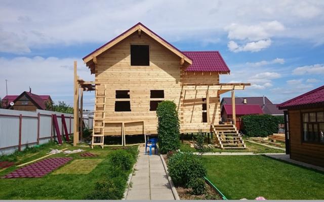 Строительство домов из бруса 52