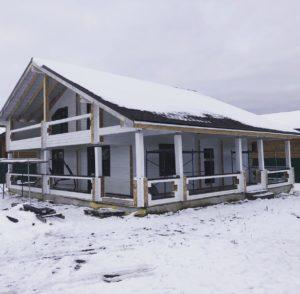 Строительство домов из бруса 25